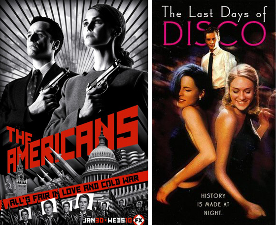 Last Days of Disco The Americans